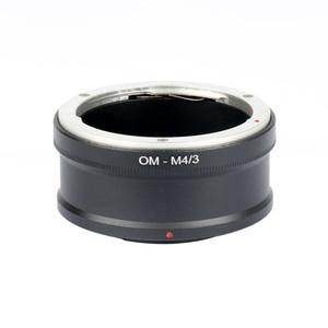 Image 1 - Adaptateur OM M4/3 pour monture dobjectif de caméra OM vers Micro 4/3 MFT GX1 EP5 E M5 EM1