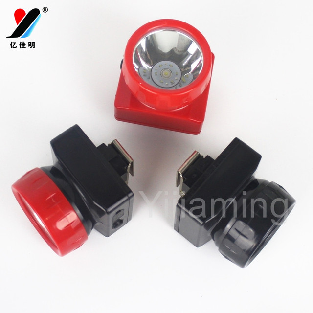 Special promotions Headlight Led Miner's Lamp Flashlight Rechargeable  Headlamp18650 Miner Safety Cap Lamp LD-4625
