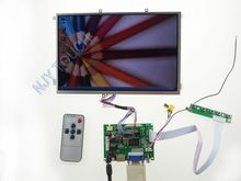 Free Shipping HDMI VGA 2AV LCD Controller Kit+10.1inch LP101WX1-SLP2 1280×800 LED Screen Panel