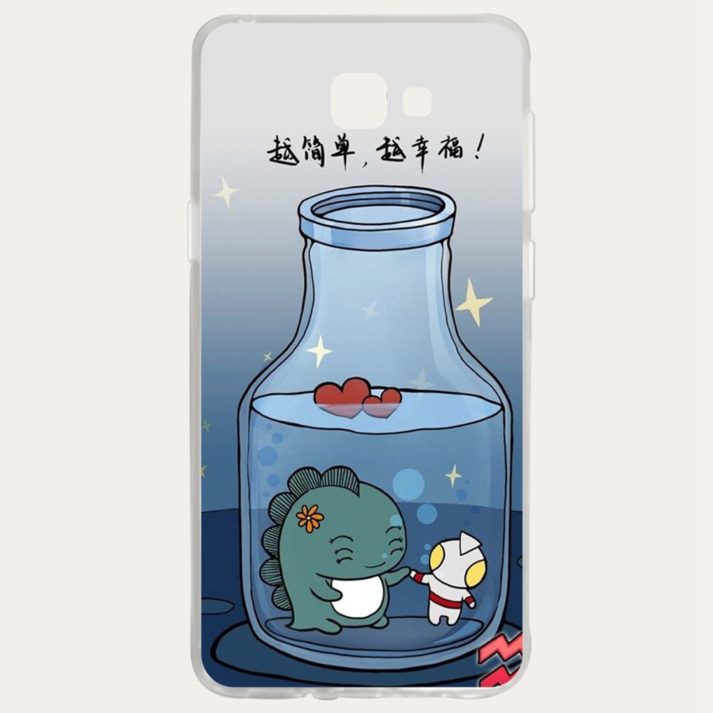 Mutouniao Bottle Silicon Soft TPU Case Cover For Samsung Galaxy S3 S4 S5 S6 S7 S8 S9 Edge Plus I9300 I9500 E5 E7