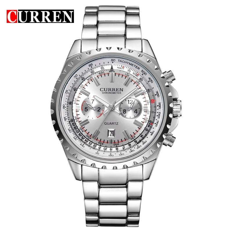 CURREN Original Brand Men s Watches Business Quartz Watch Men Sports Waterproof Clock Wrist watches relogio