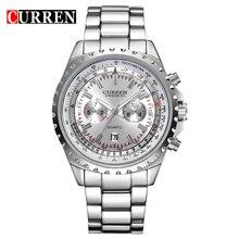 CURREN Montres de Marque D'origine Hommes D'affaires Quartz Montre Hommes Sport Étanche Horloge Poignet montres relogio masculino 8053