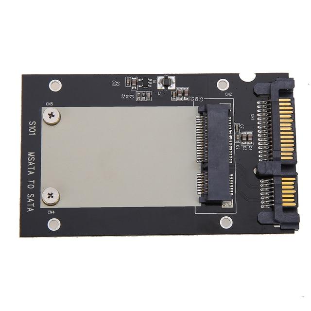 Universal Standard mSATA Mini SSD to 2.5\