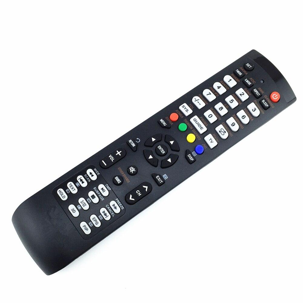 Universal TV Remote Control Controller for akira aoc bbk elenbreg supra panasonic prima daewoo jvc openbox thomson konka haier монитор aoc i2475pxqu
