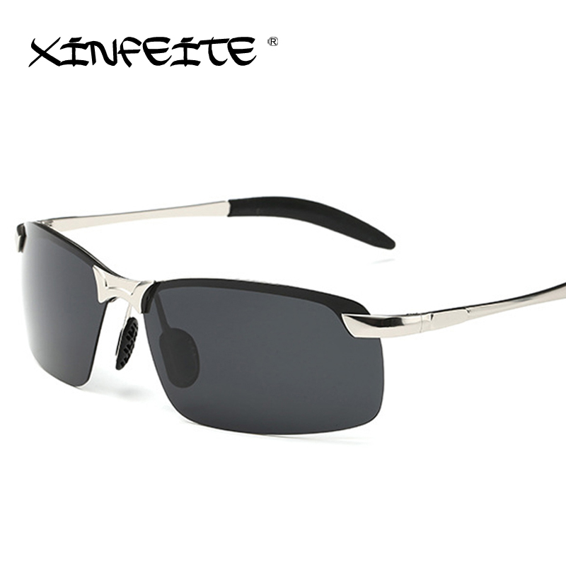 Rimless Glasses At Vision Express : Polarized Classic sunglasses men rimless driving sun ...