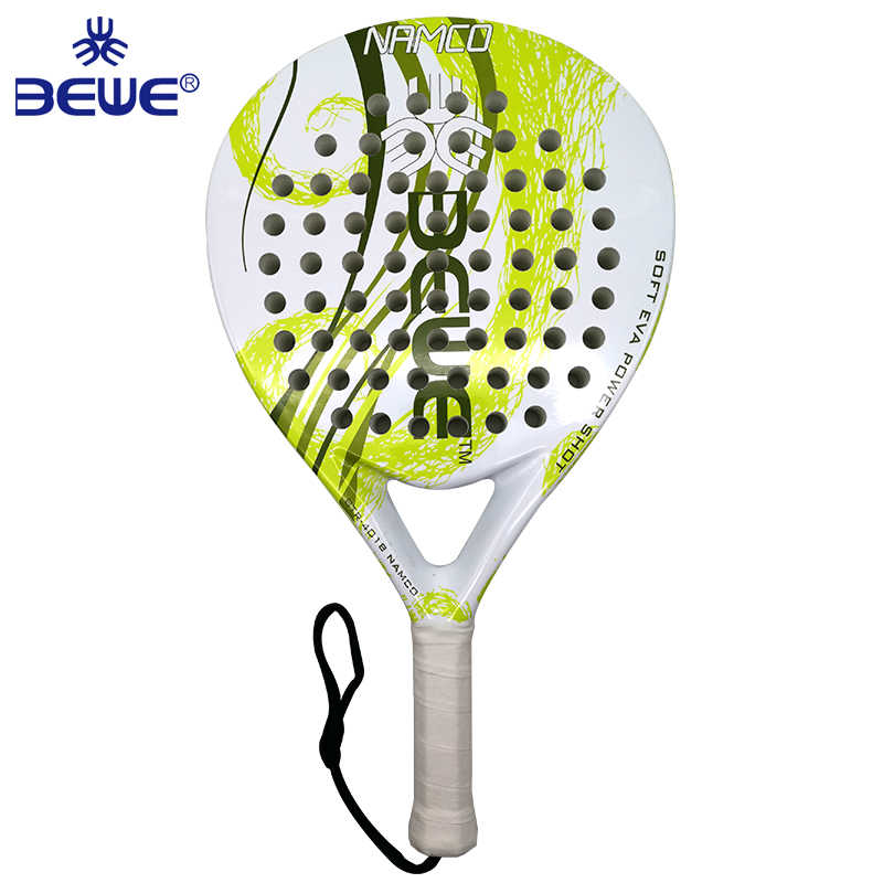 Free Shipping Fast Delivery NAMCO Ready to ship carbon face EVA foam Paddle Tennis Padle Racket