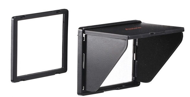Free Shipping Popup Shade Lcd Hood for Screen Cover Protector for  SONY SLT-A99/A77/A65/A58/A57