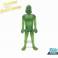 Funko Reaction NYCC 2016 Super 7 Creature From The Black Lagoon 3.75 Action Figure Horror Movie Series Loose Universal Monsters