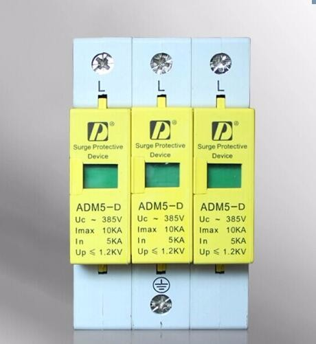 5KA~10KA D ~385VAC House Surge Protector Protection Protective Low-voltage Arrester Device paule ka водолазки