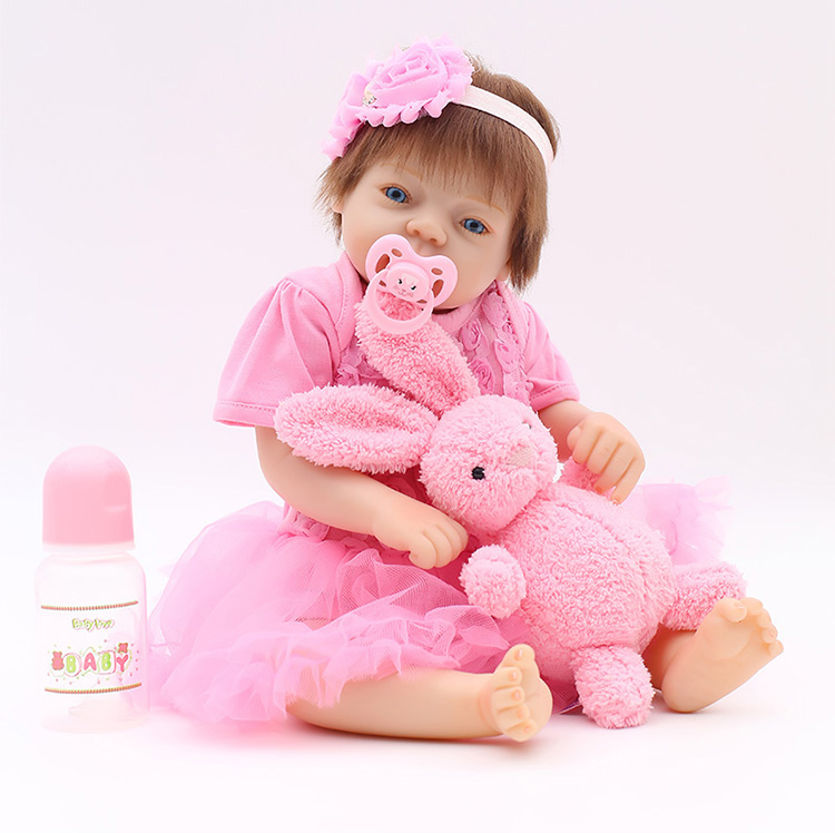20inch NPKCOLLECTION Hot Sale Reborn Baby Dolls Realistic 55cm bathe bonecas Toddler play house bathe bebe Toy For kids Gifts20inch NPKCOLLECTION Hot Sale Reborn Baby Dolls Realistic 55cm bathe bonecas Toddler play house bathe bebe Toy For kids Gifts