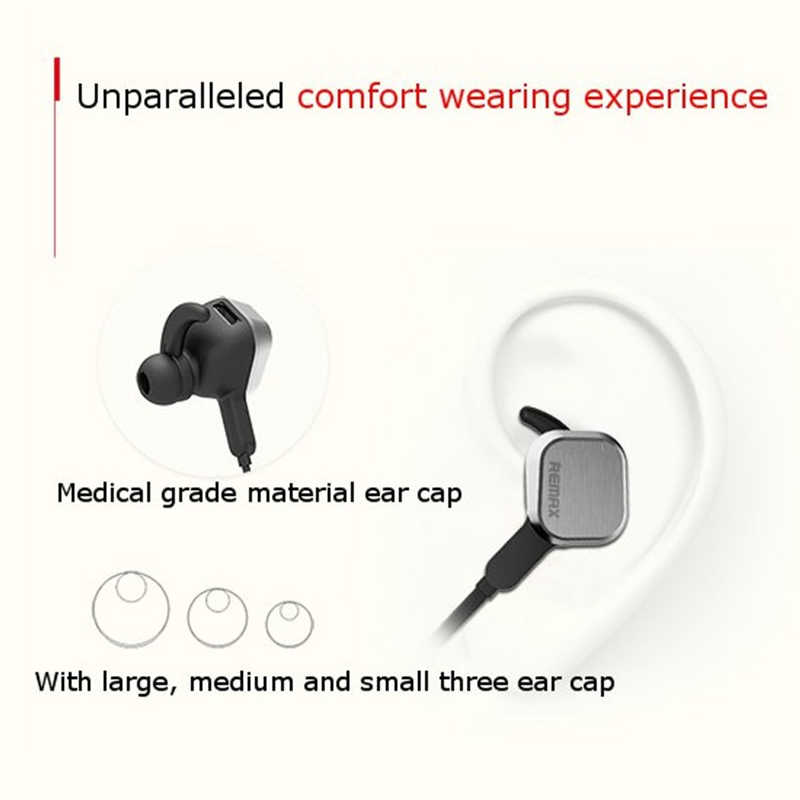 Remax S2 Magnet Sports Bluetooth Headset Wireless White Earphone With Mic Music Clear Volume Original Package For Android Ios Aliexpress