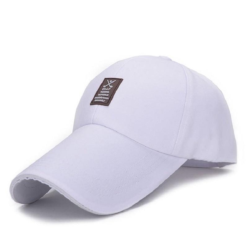 KUYOMENS wholsale brand Baseball Cap Men's Adjustable Cap Casual leisure hats Solid Color Fashion Snapback Summer spring hat
