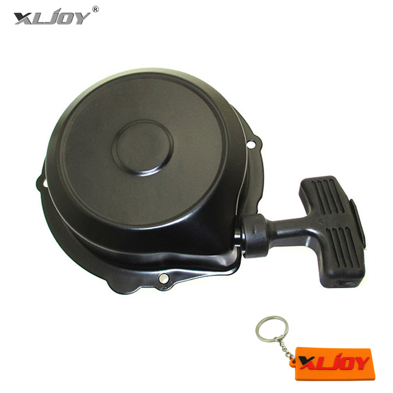 US $35 44 28% OFF XLJOY Recoil Pull Start Assembly For Yamaha ATV Grizzly  660 2005 2008 350 450 2007 2015 Bruin 350 Kodiak 400 450 5UH 15710 00 00-in