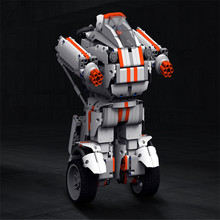 Building Block Robot Three remote control modes robot