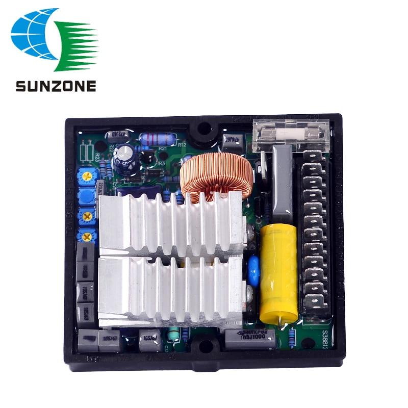 AVR SR7 stabilisateur de tension automatique pour SR7-2G Mecc Alte SR7-2AVR SR7 stabilisateur de tension automatique pour SR7-2G Mecc Alte SR7-2