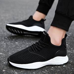 d419d3cc32703 OLOEY 2018 Summer Breathable Sneakers Male Shoes Adult Men