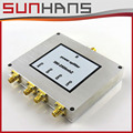 Quality Product!  SUNHANS 4 Way Power Divider Splitter 380-2500MHz for Cell Phone Signal Booster freeshipping