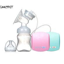 Loozykit, интеллектуальные автоматические молокоотсосы, молокоотсос для сосков, молокоотсос для кормления грудью, USB Электрический молокоотсос