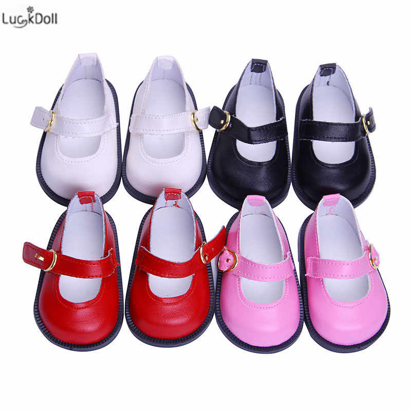 Stylish Comfortable Small Shoes, Suitable Fit 18 Inch American 43cm Baby Doll Clothes Accessories