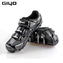 Giyo Self-locking Cycling Shoes Pro Team Riding Bicycle Shoes MTB Road Bike Shoes Men Anti-slip Breathable Sport Biking Sneakers