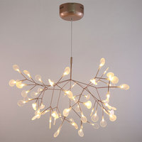 Modern Led Pendant Light Nordic Acrylic Branches Dining Room Kitchen Light Designer Industrial Hanging Lamps Lighting