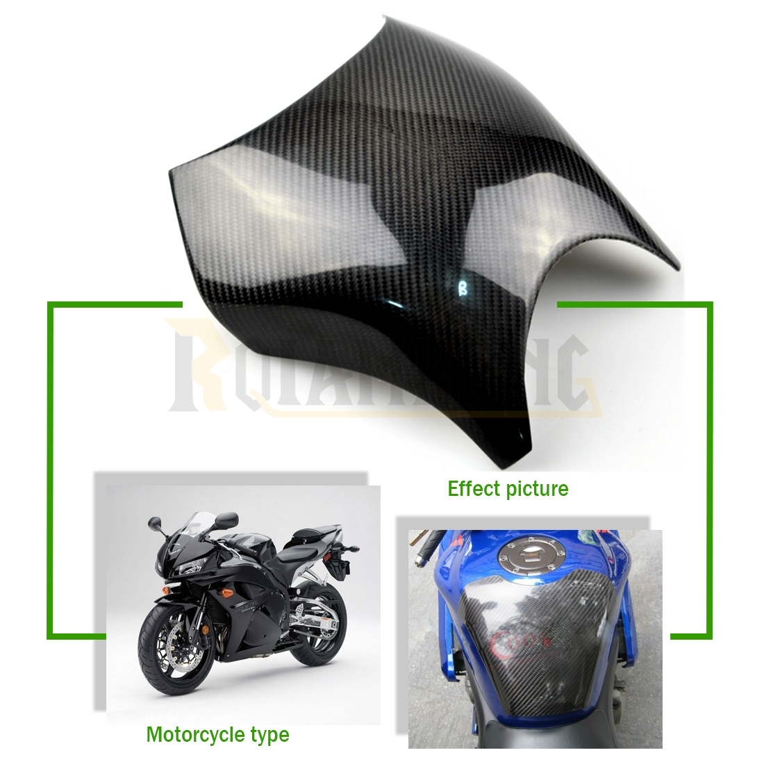 new motorcycle accessories black color carbon fiber fuel gas tank protector pad shield rear carbon fiber for honda CB400 92-97 for ktm 390 duke motorcycle leather pillon passenger rear seat black color