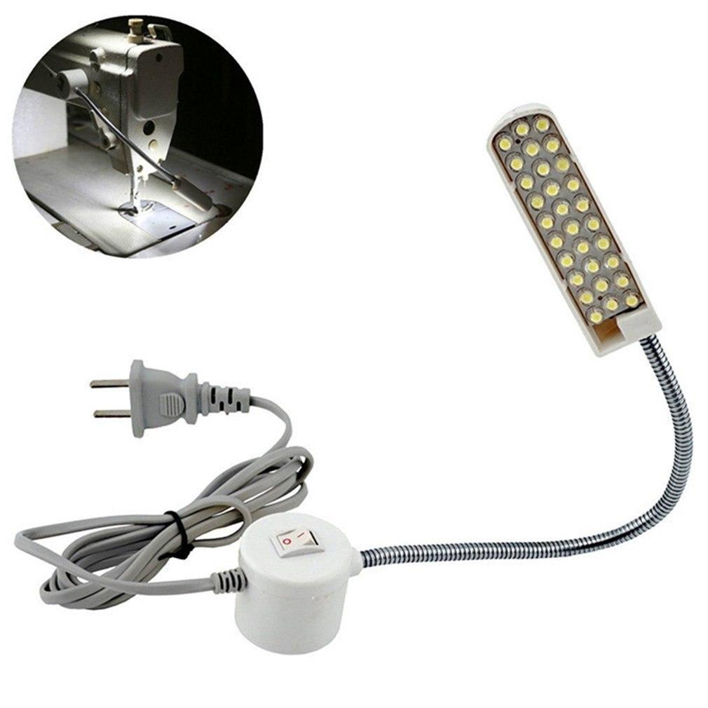 Super lumineux 30 perles de lampe à coudre vêtements Machine lumière maison travail lumière lampe à coudre Machine accessoires