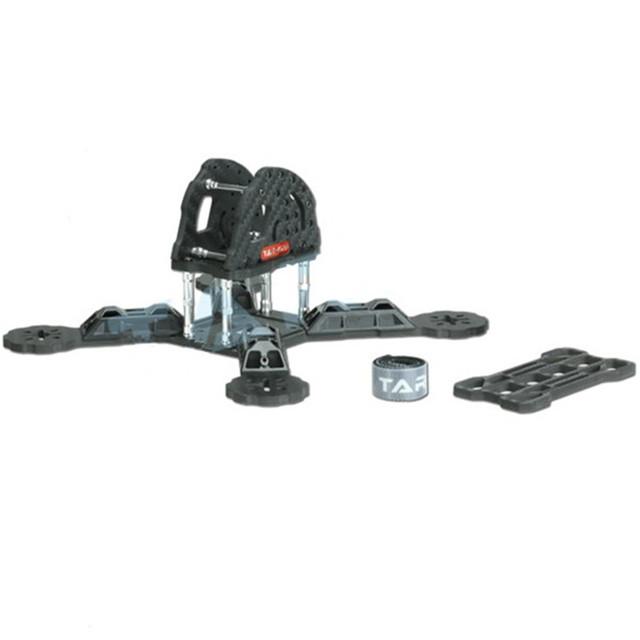 F18893 tl190h2 jmt tarot 190mm fibra de carbono racing kit quadro fpv w/4mm Braço para DIY RC Zangão Câmera Acessórios Mini Quadcopter