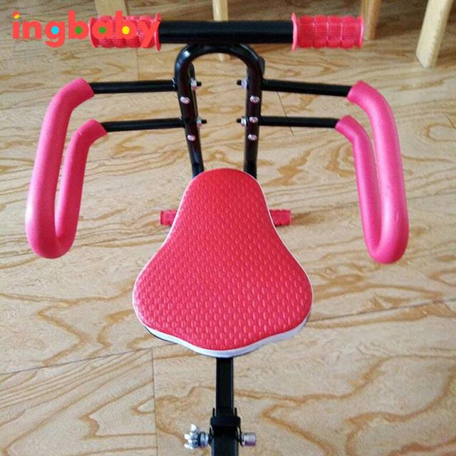 1pc Baby Electric Car Folding Front Seat Reinforced Steel Tube Green Plastic Electrical Or Battery Car For Kids Tricycle ingbaby