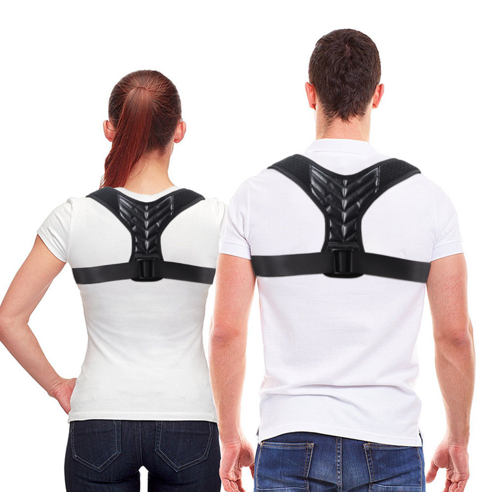 New Medical Clavicle Back Support Shoulder Posture Corrector Man Corset Back Belt Corretor De Postura Health Care