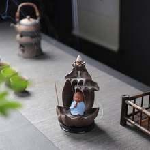 Буддийская культура обратного потока благовония горелка zen