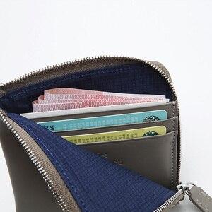 Image 4 - LANSPACEของแท้กระเป๋าสตางค์หนังกระเป๋าใส่เหรียญยี่ห้อที่มีชื่อเสียงแฟชั่นผู้หญิงกระเป๋าสตางค์