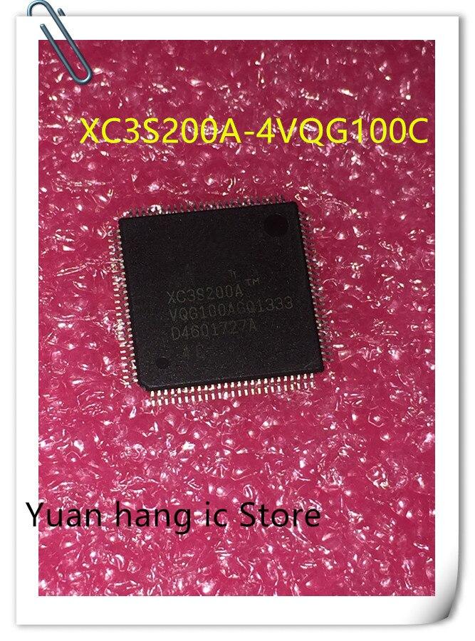 10PCS XC3S200A XC3S200A 4VQ100C XC3S200A 4VQG100C TQFP100