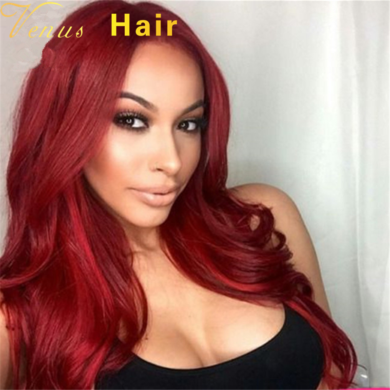 Body Wave Full Lace Front Wigs