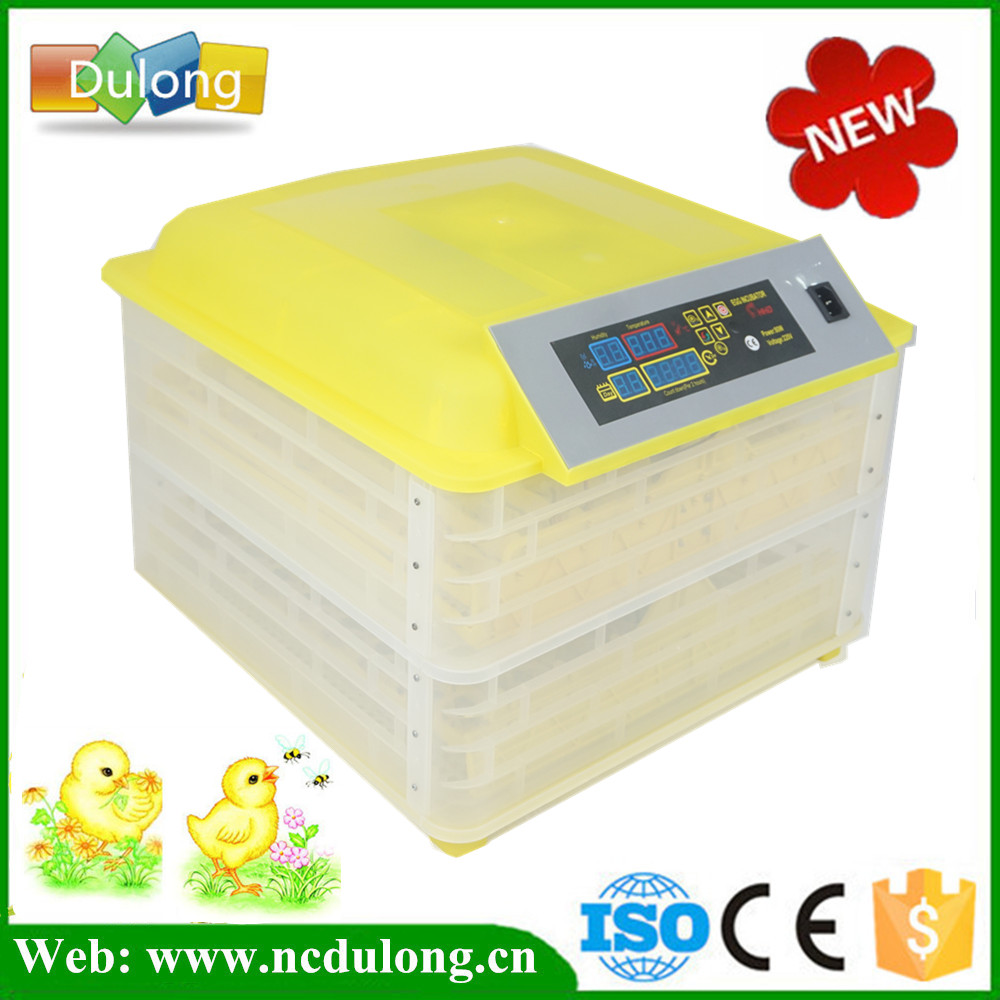 Newest Transparent CE Approved 96 eggs fully-automatic egg incubator hatcher eu au ce approved 2015 hot sale jn10 mini egg incubator with high quality
