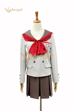 Kisstyle Мода Сейлор Мун Сейлор звезды Сейлор Марс/Рей Хино/Raye hino форма Карнавальная одежда костюм