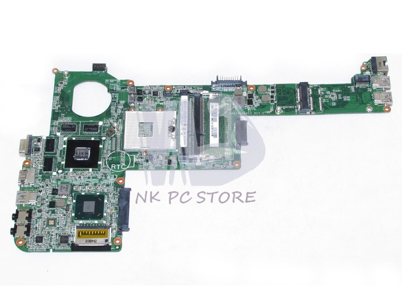 For Toshiba Satellite C840 C845 L840 Laptop Motherboard A000174880 DABY3CMB8E0 HM76 DDR3 ATI HD 7670M Not support i7 nokotion a000175380 laptop motherboard for toshiba satellite c840 l840 main board ati hd7670m graphics ddr3 daby3cmb8e0