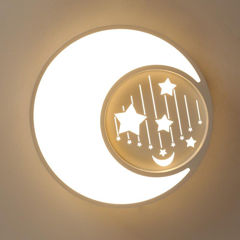 Современный светодиодный потолочный светильник для детской комнаты, Креативный светодиодный потолочный светильник с изображением животн... - 5