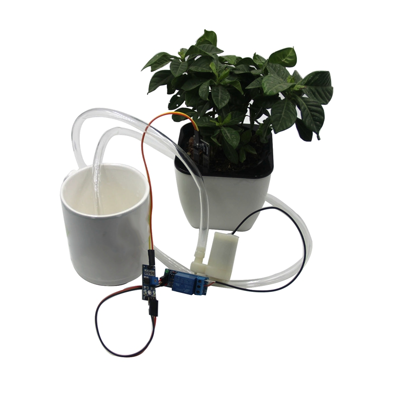 Automatic irrigation module DIY kit soil moisture detection automatic water pumpingAutomatic irrigation module DIY kit soil moisture detection automatic water pumping