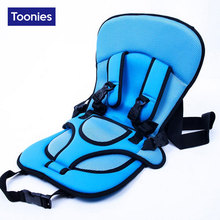 Toddler Baby Portable Safety Seat Car-covers Car Children Seat Updated Version Thickening Sponge Child Safety Seat Car Cover