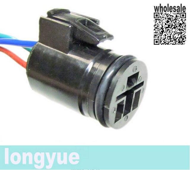 longyue 10pcs nipondenso for mitsubishi toyota honda lexus chevrolet  alternator repair plug harness connector 15cm wire