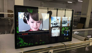 TV 84 Led PC in 65-70 1080p Lcd 98inch Tv-Function Smart-Conference-Display Buit Interactive-Touch