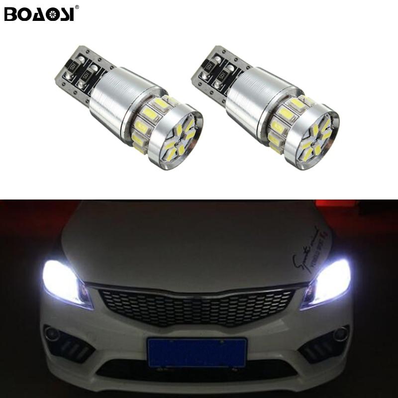 Chrome High Power  L Shape DRL LED Lights Lamps Pair For Kia Sportage Cee D