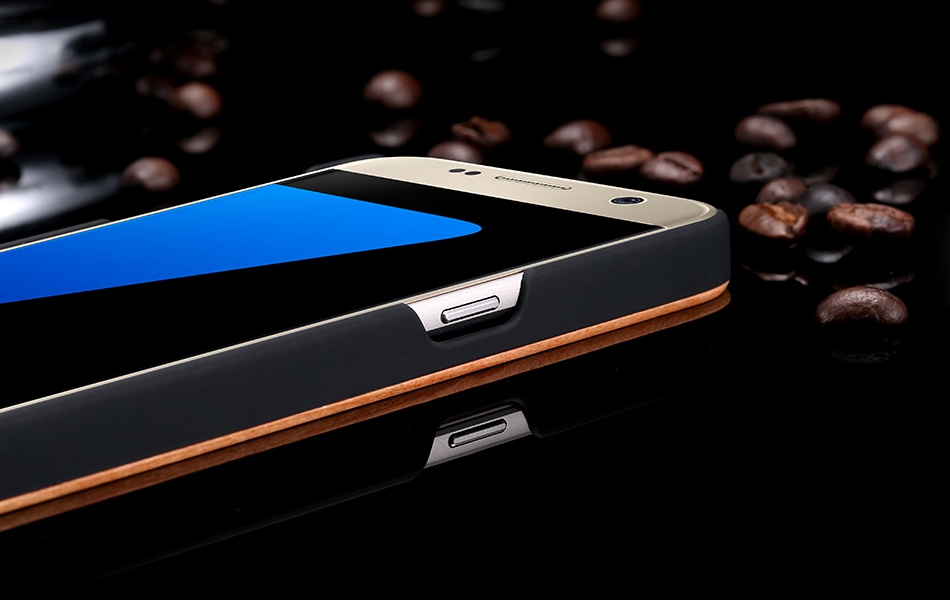 For Samsung Galaxy S8 Plus Real Wooden Case For Samsung S8 Galaxy S7 S6 Edge Back Cover (16)