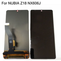 For ZTE Nubia Z18 NX606J LCD Screen 100% Original LCD Display +Touch Screen Assembly Replacement For Nubia Z18 Z 18 Smartphone