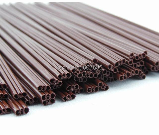 5000 Pieces Sip Straw Coffee Stirrer Disposable Bar Cocktail Cafe Drink Plastic Stir Sticks Pp