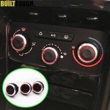 Interruptor de botão de controle climático, botões de controle do clima para peugeot 307 citroen C-TRIOMPHE c4 mostradores ca tampa de calor