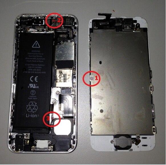 Iphone S Water Damage Won T Turn On