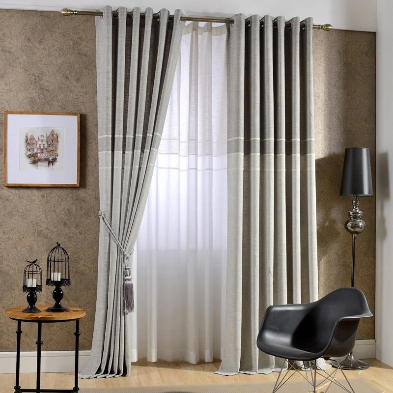 Estilos de cortinas modernas trendy cortinas de cocina for Estilos de cortinas