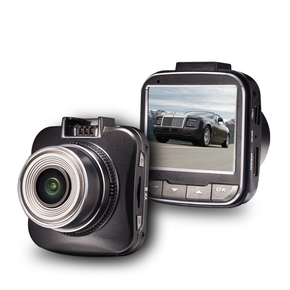 5 Car video recorder 1080P full hd